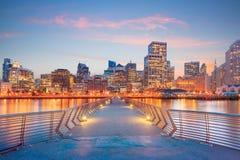 San Francisco-Ansicht von Pier 14 Lizenzfreie Stockfotos