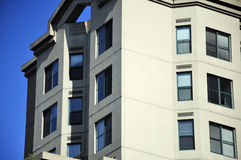 San Francisco Apartment Building Royalty Free Stock Photography
