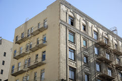 San Francisco Apartment Building Royalty Free Stock Photo