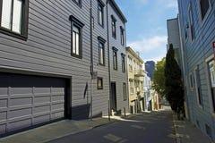 San Francisco Architecture Fotografía de archivo libre de regalías