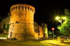 San Francisco bastion, San Gimignano, Tuscany Stock Image