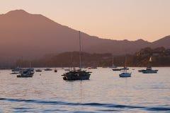 San Francisco Bay: Жить на воде стоковая фотография rf