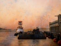San Francisco Bay fotos de stock royalty free