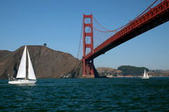 San Francisco Bay Royalty Free Stock Photos