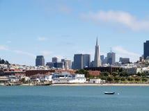 San Francisco Bay imagens de stock royalty free