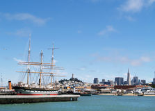 San Francisco Bay Stock Image
