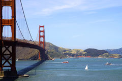 San Francisco Bay Royalty Free Stock Images