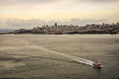 San Francisco Bay Royalty Free Stock Photography