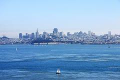 San Francisco Bay, Fotografia Stock Libera da Diritti