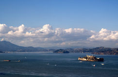 San Francisco Bay Stockbild