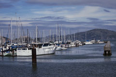 San Francisco Bay Fotografie Stock