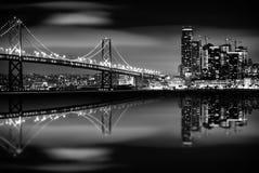 San Francisco Bay стоковая фотография rf