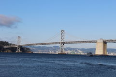 San Francisco Bay Fotografia Stock Libera da Diritti