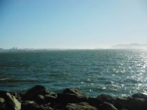 San Francisco bay Obraz Royalty Free