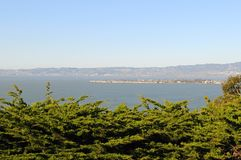 San Francisco Bay Area Royalty Free Stock Photography