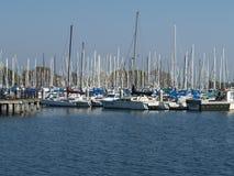 San Francisco bay area coast. View Royalty Free Stock Image