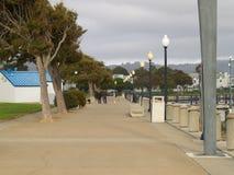 San Francisco bay area ocean view. Shoreline Stock Photography
