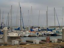 San Francisco bay area ocean view. Shoreline Royalty Free Stock Photo