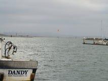 San Francisco bay area ocean view. Shoreline Royalty Free Stock Photos