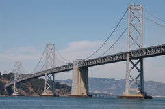 San Francisco Bay Bridge Stock Photography