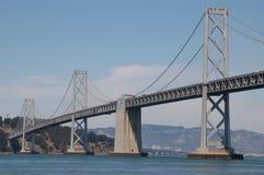 San Francisco Bay Bridge. Western span of the San Francisco Bay Bridge Stock Photography