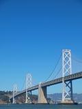 San Francisco Bay Bridge Royalty Free Stock Photography