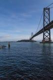 San Francisco Bay Bridge Stock Images