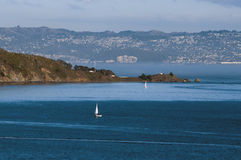 San Francisco Bay, California Royalty Free Stock Image