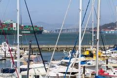 San Francisco Bay Stock Image