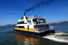 San Francisco Bay Ferry foto de stock royalty free