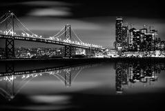 The San Francisco Bay Royalty Free Stock Photography