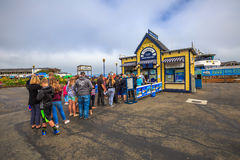 San Francisco Bay Tour Stock Photography