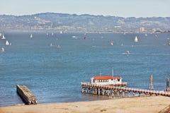 San Francisco Bay Royalty Free Stock Photos