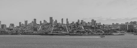 San Francisco. Is a beautiful city Stock Photography