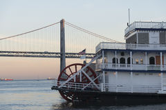 San Francisco Belle at dusk Royalty Free Stock Photography