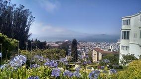 San Francisco bis zum Tag Lizenzfreies Stockfoto