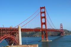 San Francisco Brücke Lizenzfreies Stockbild