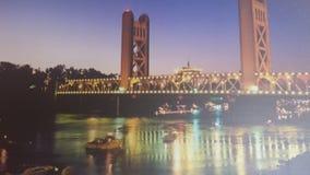 San Francisco-Brücke Lizenzfreie Stockbilder