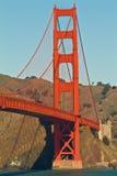 San Francisco-Brücke Stockbild