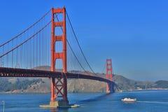 San Francisco. Bridge coast golden gate Bridge Stock Photos