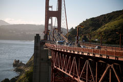 San Francisco bro Arkivfoto