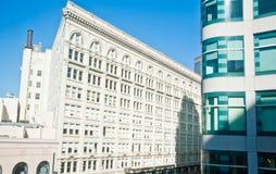 San Francisco budynki Zdjęcie Stock