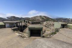 San Francisco Bunkers Stock Photos