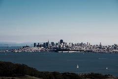 San Francisco céntrico Foto de archivo
