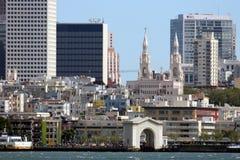 San Francisco céntrico Fotografía de archivo