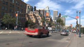 San Francisco céntrico almacen de video