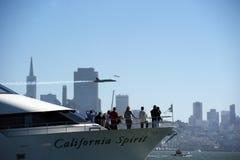 SAN FRANCISCO, CA - OUTUBRO 10, 2010 Imagem de Stock Royalty Free