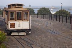 San Francisco Cable Car Royalty Free Stock Photography