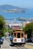San Francisco Cable Car Imagen de archivo