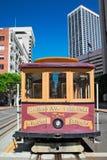 San Francisco Cable Car Royalty Free Stock Photos